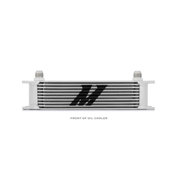 Mishimoto - FLDS Universal 10 Row Oil Cooler MMOC-10