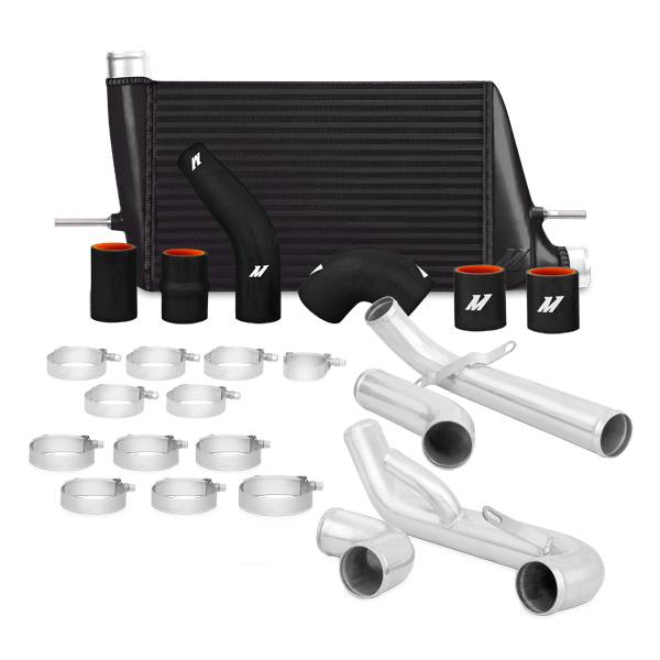 Mishimoto - FLDS Mitsubishi Lancer Evolution X Performance Intercooler Kit MMINT-EVO-10KBK