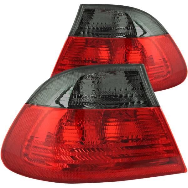 ANZO USA - ANZO USA Tail Light Assembly 221202