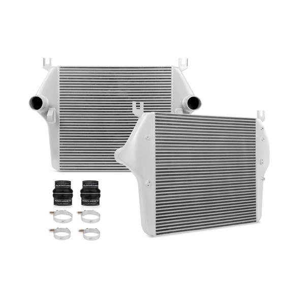 Mishimoto - FLDS Dodge 5.9L/6.7 Cummins Intercooler MMINT-RAM-03SL