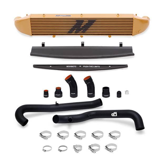 Mishimoto - FLDS Ford Fiesta ST Performance Intercooler Kit MMINT-FIST-14KBG