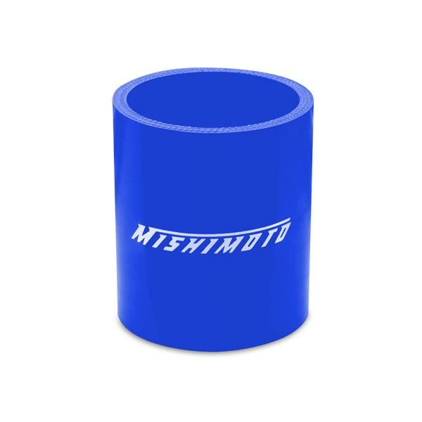 "Mishimoto - FLDS Mishimoto 2.25"" Straight Coupler MMCP-225SBL"
