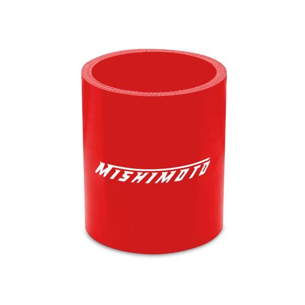 "Mishimoto - FLDS Mishimoto 2.25"" Straight Coupler MMCP-225SRD"