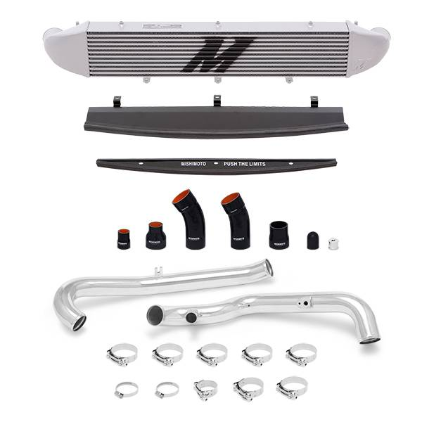 Mishimoto - FLDS Ford Fiesta ST Performance Intercooler Kit MMINT-FIST-14KPSL