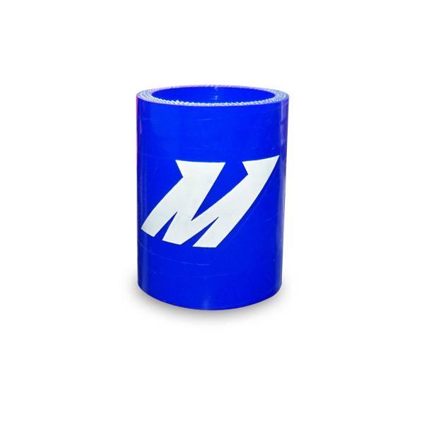 "Mishimoto - FLDS Mishimoto Straight Silicone Coupler - 2.5"" x 1.25"" MMCP-25125BL"