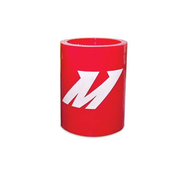 "Mishimoto - FLDS Mishimoto Straight Silicone Coupler - 2.5"" x 1.25"" MMCP-25125RD"