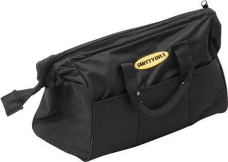 Smittybilt - Smittybilt Accessory Gear Bag Black Smittybilt 2726-01