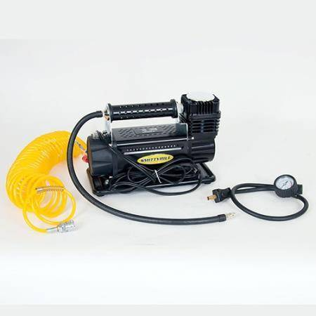 Smittybilt - Smittybilt Air Compressor High Performance 5.65 Cfm/160 Lpm Smittybilt 2781