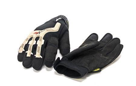 Smittybilt - Smittybilt Gloves Black/ Gray Logo XLarge Smittybilt 1505