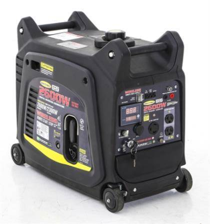 Smittybilt - Smittybilt High End Linkable Generator 2600 Watt Smittybilt 2786