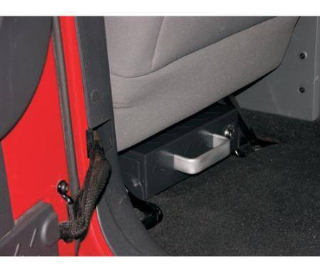 Smittybilt - Smittybilt Portable Secure Lock Box W/ Mounting Sleeve Smittybilt 2746