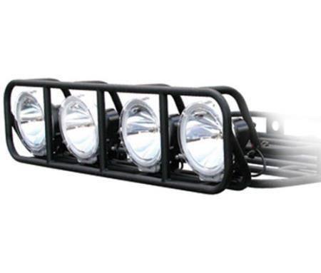 Smittybilt - Smittybilt Defender Light Cage 4.5 Foot Wide Smittybilt 45002
