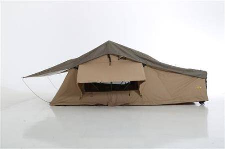 Smittybilt - Smittybilt Overlander Tent XL Coyote Tan Smittybilt 2883