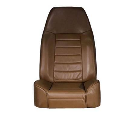 Smittybilt - Smittybilt Front Seat Standard Bucket 76-14 Wrangler CJ/YJ/TJ/LJ/JK Denim Spice Smittybilt 44917