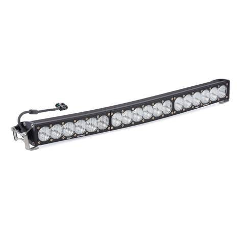 Baja Designs - Baja Designs 30 Inch LED Light Bar Wide Driving Pattern OnX6 Arc Series Baja Designs 523004
