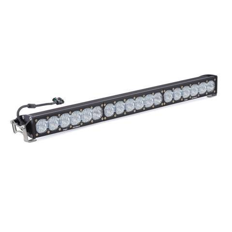 Baja Designs - Baja Designs 30 Inch LED Light Bar Wide Driving Pattern OnX6 Series Baja Designs 453004