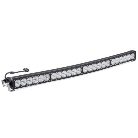 Baja Designs - Baja Designs 40 Inch LED Light Bar Wide Driving Pattern OnX6 Arc Series Baja Designs 524004