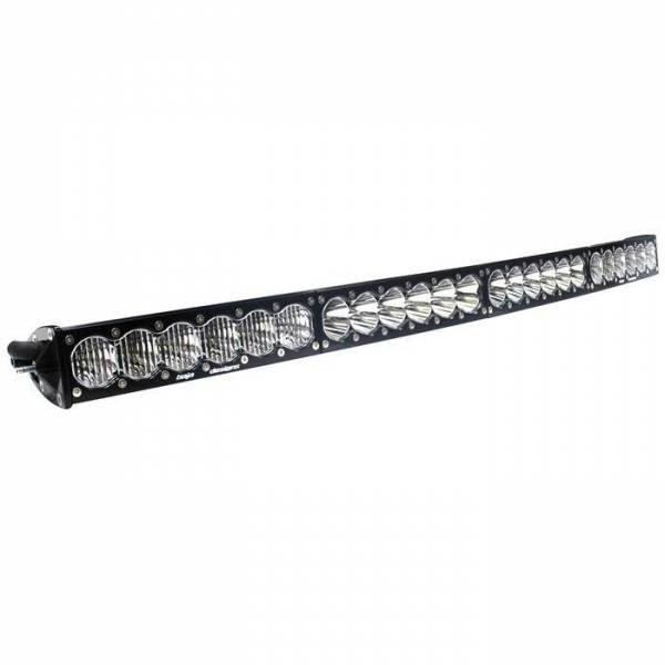 Baja Designs - Baja Designs 40 Inch LED Light Bar Wide Driving Pattern OnX6 Racer Arc Series Baja Designs 424003