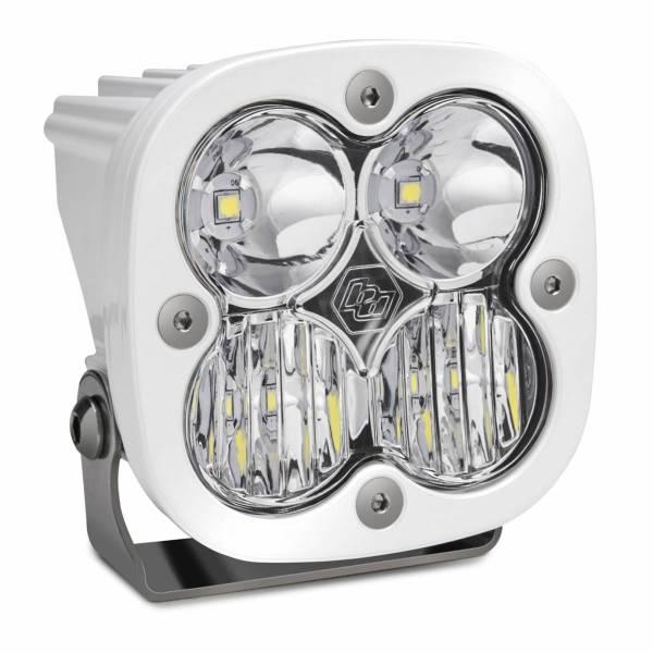 Baja Designs - Baja Designs LED Light Pod Driving/Combo Pattern Clear White Squadron Sport Baja Designs 550003WT