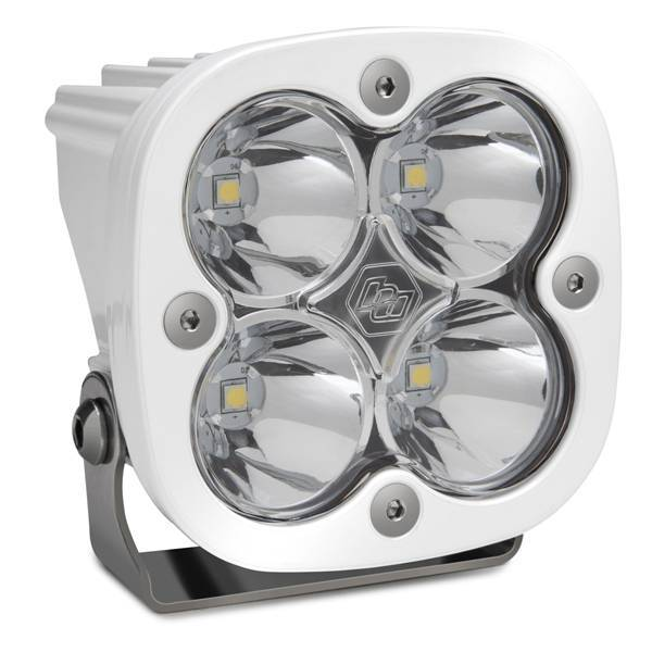 Baja Designs - Baja Designs LED Light Pod White Clear Lens Work/Scene Pattern Squadron Pro Baja Designs 490006WT