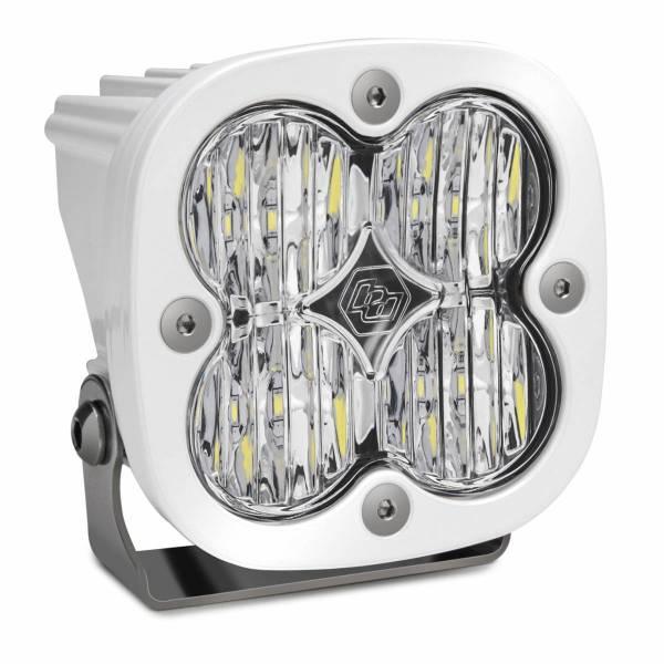 Baja Designs - Baja Designs LED Light Pod Wide Cornering Pattern Clear White Squadron Sport Baja Designs 550005WT