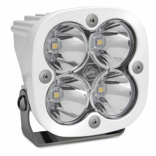 Baja Designs - Baja Designs LED Light Pod Work/Scene Pattern Clear White Squadron Sport Baja Designs 550006WT