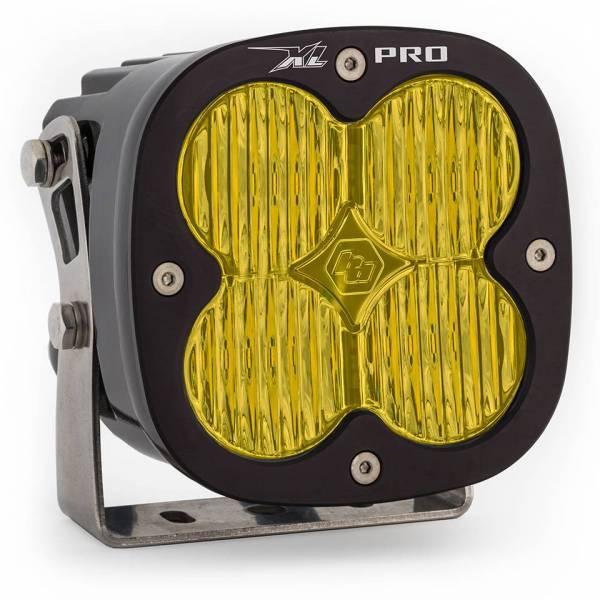Baja Designs - Baja Designs LED Light Pods Amber Lens Spot Pair XL Pro Wide Cornering Baja Designs 500015