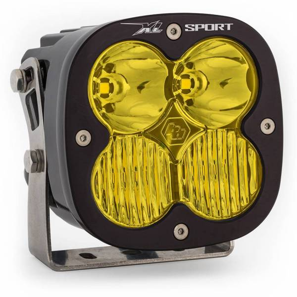 Baja Designs - Baja Designs LED Light Pods Amber Lens Spot XL Sport Driving/Combo Baja Designs 560013