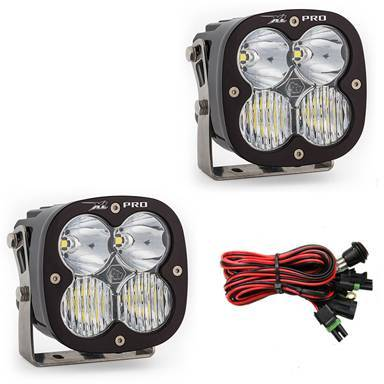 Baja Designs - Baja Designs LED Light Pods Driving Combo Pattern Pair XL Pro Series Baja Designs 507803