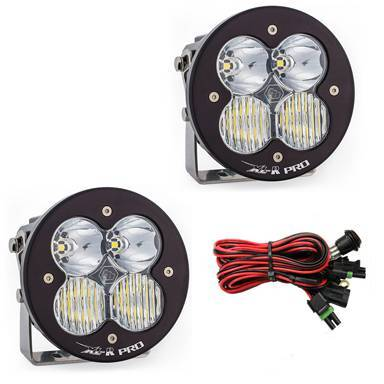 Baja Designs - Baja Designs LED Light Pods Driving Combo Pattern Pair XL R Pro Series Baja Designs 537803