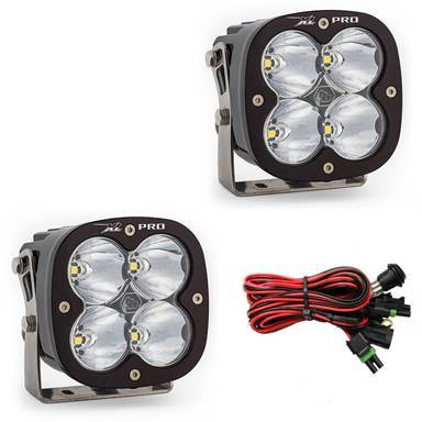 Baja Designs - Baja Designs LED Light Pods High Speed Spot Pattern Pair XL Pro Series Baja Designs 507801