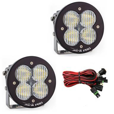 Baja Designs - Baja Designs LED Light Pods Wide Cornering Pattern Pair XL R Pro Series Baja Designs 537805