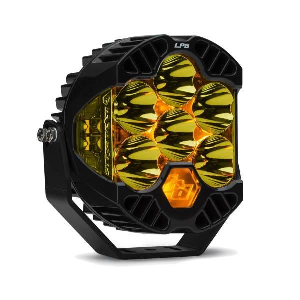 Baja Designs - Baja Designs LP6 Pro LED Spot Amber Baja Designs 270011