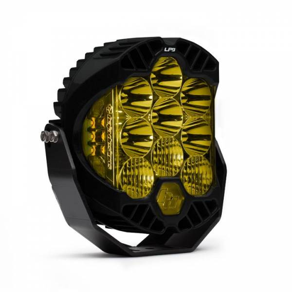 Baja Designs - Baja Designs LP9 Sport LED Pod Driving/Combo Amber Baja Designs 350013