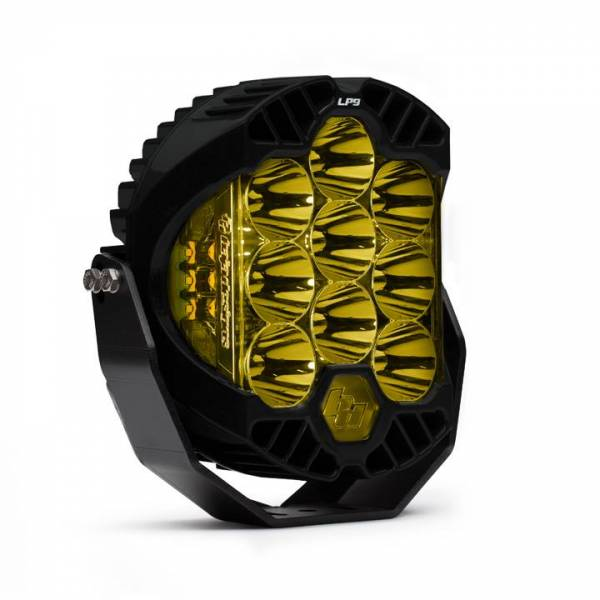 Baja Designs - Baja Designs LP9 Sport LED Pod Spot Amber Baja Designs 350011