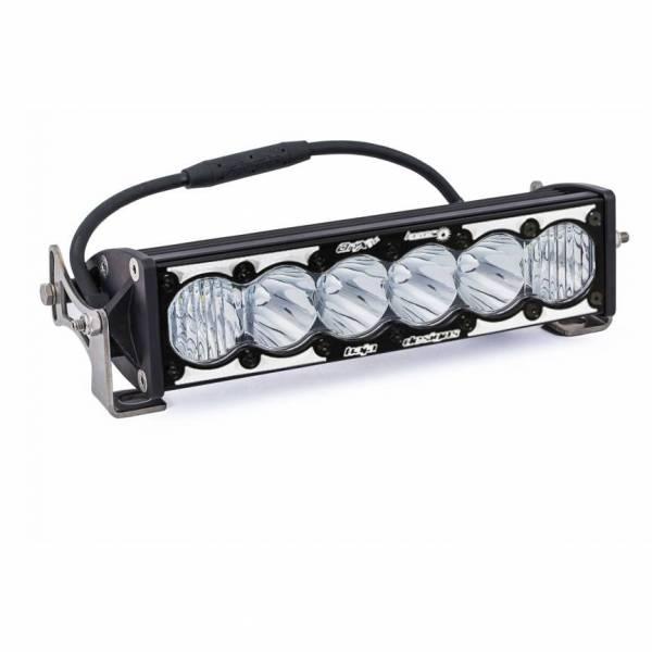 Baja Designs - Baja Designs OnX6 10 Inch Hybrid LED and Laser Light Bar Baja Designs 451007