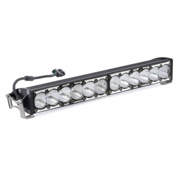 Baja Designs - Baja Designs OnX6 20 Inch Hybrid LED And Laser Light Bar Baja Designs 452007