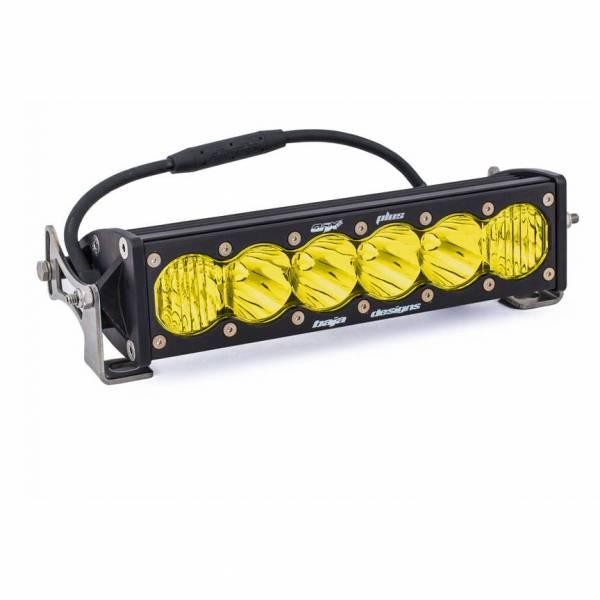 Baja Designs - Baja Designs OnX6+ Amber 10 Inch Driving/Combo LED Light Bar Baja Designs 451013