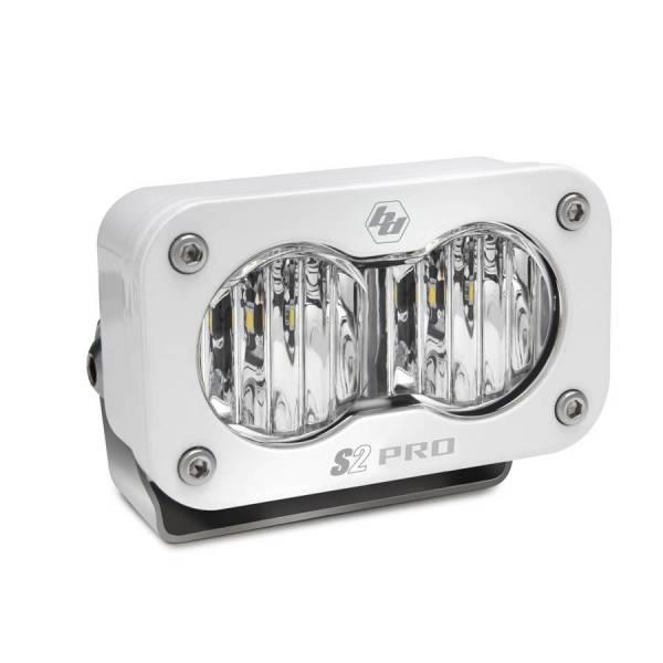Baja Designs - Baja Designs S2 Pro LED Pod Wide Cornering White Baja Designs 480005WT