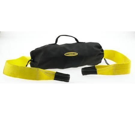 Smittybilt - Smittybilt Storage Bag Tow Strap Holds Up To 3 Inch X 30 Foot Strap Smittybilt 2791