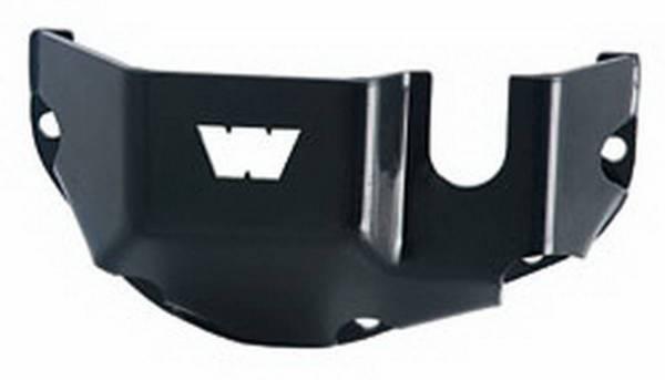 Warn - Warn Differential; Dana 44; Powder Coated; Black; Steel 65447
