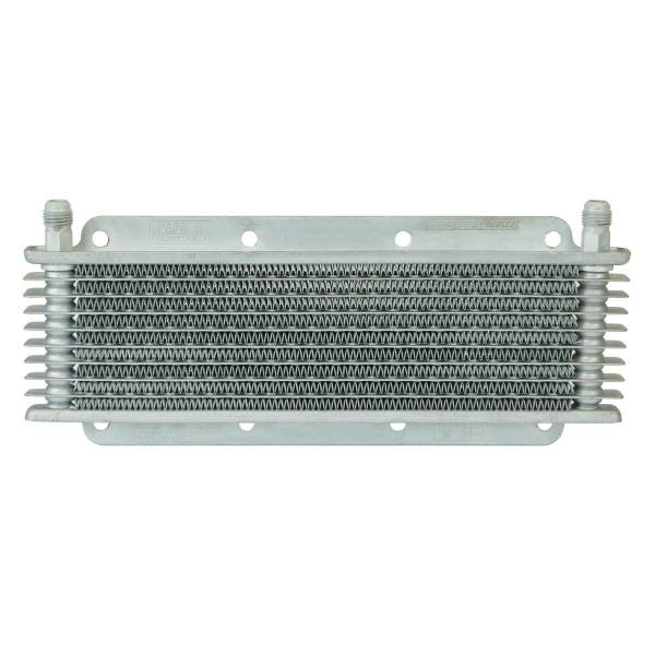 Flex-A-Lite - Flex-A-Lite TRANS OIL COOLER, 11in X 3-5/32in X 3/4in, 8 ROW, -6AN FG 400008