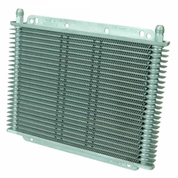 Flex-A-Lite - Flex-A-Lite TRANS OIL COOLER, 11in X 7-7/8in X 3/4in, 23 ROW, 3/8in BARB FG 400123