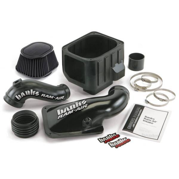 Banks Power - Banks Power Ram-Air Cold-Air Intake System, Dry Filter 42132-D