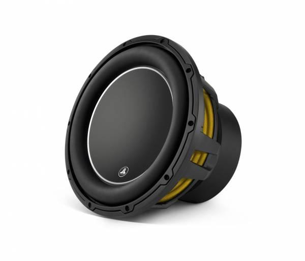 JL Audio - JL Audio 12W6v3-D4 12-inch (300 mm) Subwoofer Driver, Dual 4 ohm