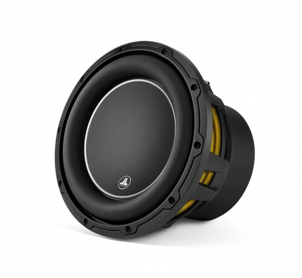 JL Audio 10W6v3-D4 10-inch (250 mm) Subwoofer Driver, Dual 4 ohm