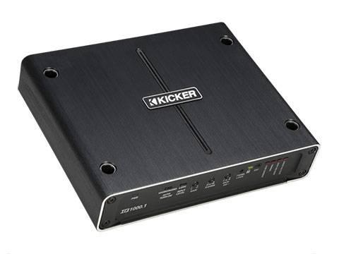 Kicker - kicker IQ1000.1 Q-Class Amplifier