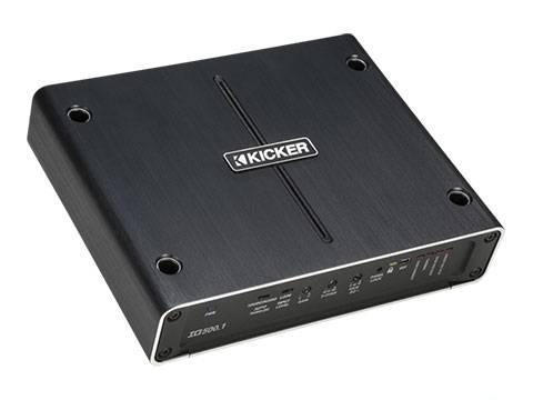 Kicker - kicker IQ500.1 Q-Class Amplifier