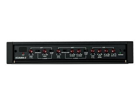 Kicker - kicker KXA800.5 Amplifier