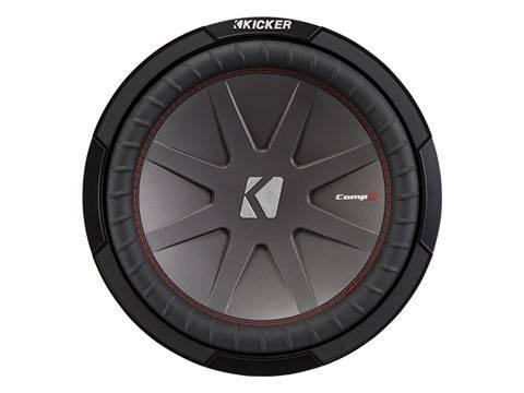 "Kicker - kicker 12"" CompR 2 Ohm"